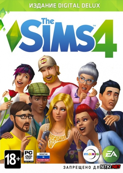 The SIMS 4 - Deluxe Edition *v.1.4.83.10* (2014/RUS/ENG/RePack)