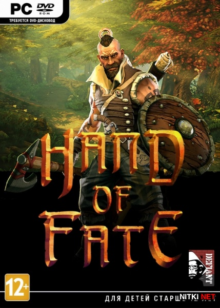 Hand of Fate (2015/RUS/ENG/MULTi6/RePack)