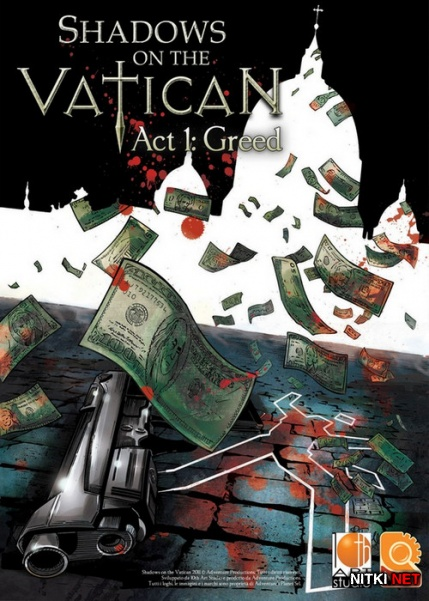 "Shadows on the Vatican - Act I: Greed (2014/RUS/ENG/MULTi7) ""PROPHET"""