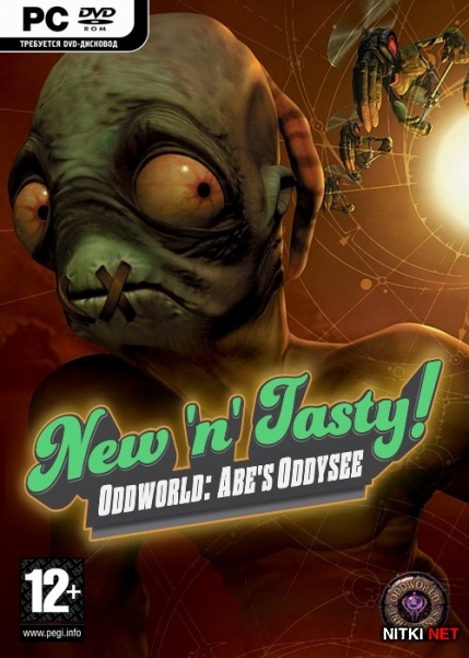 Oddworld: Abe's Oddysee - New 'n' Tasty (2015/RUS/ENG/MULTi10/RePack)