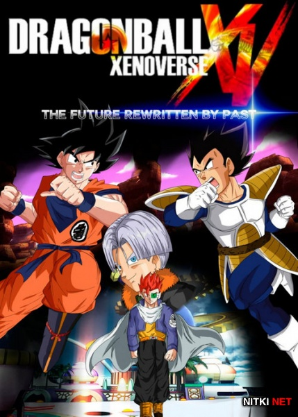 "Dragon Ball: Xenoverse (2015/RUS/ENG/MULTi9) ""CODEX"""