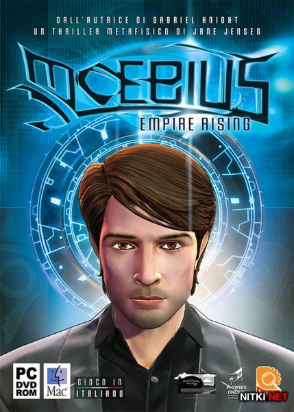 Moebius: Empire Rising - Enhanced Edition (2014/RUS/ENG/MULTi5/RePack)