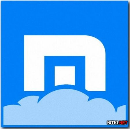 Maxthon Cloud Browser 4.4.4.3000 + Portable ML/Rus