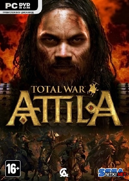 Total War: ATTILA v1.2 (2015/RUS/ENG/RePack by FitGirl)