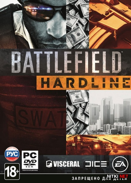 Battlefield Hardline. Digital Deluxe Edition (2015/RUS/Pre-Load)