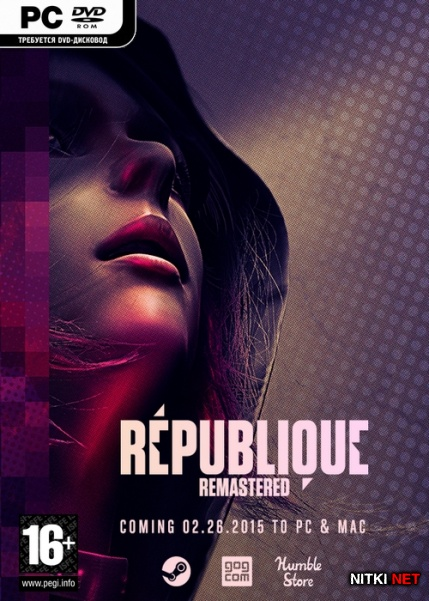 "Republique Remastered (2015/RUS/ENG/MULTi6) ""GOG"""