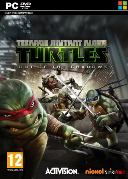 Teenage Mutant Ninja Turtles: Out of the Shadows *v.1.0.10246.0* (2013/RUS/ENG/RePack)