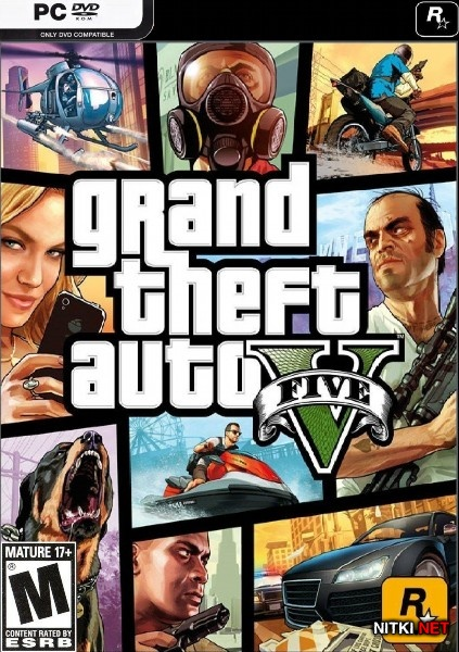 Grand Theft Auto V (2015/RUS/MULTI11/Repack by FitGirl)