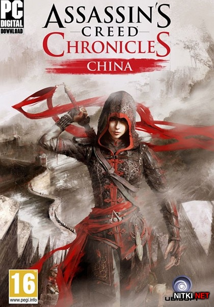 Assassins Creed Chronicles: China (2015/RUS/MULTi13/RePack R.G. Steamgames)