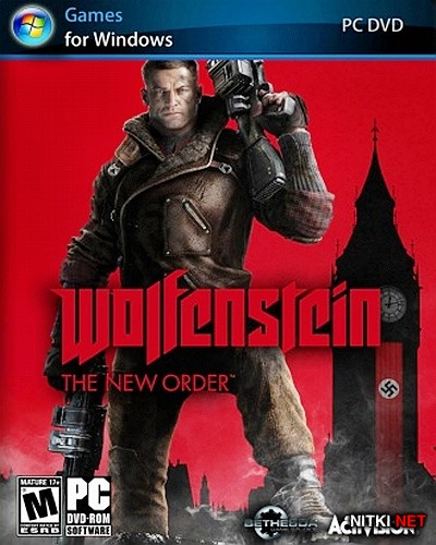 Wolfenstein: The New Order (2014/RUS/ENG/Repack R.G. ��������)
