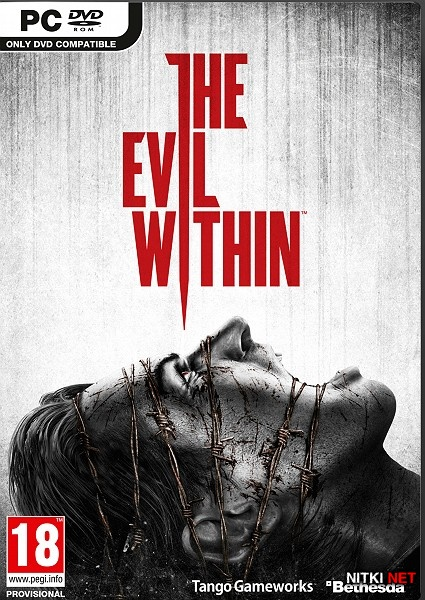 The Evil Within [Update 4 + DLCs] (2014/RUS/ENG/MULTi7/Repack R.G. Steamgames)