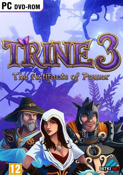 Trine 3: The Artifacts of Power (2015/RUS/ENG/MULTI10)
