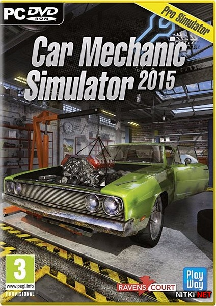 Car Mechanic Simulator 2015 (2015/RUS/MULTi7/RePack R.G. Revenants)