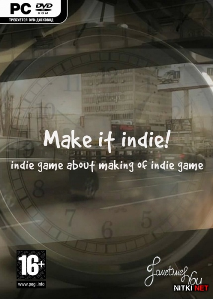 "Make it indie! (2015/ENG) ""PROPHET"""