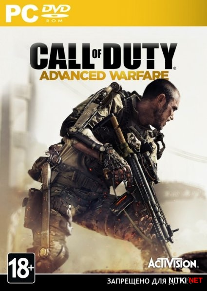 Call of Duty: Advanced Warfare {Upd 8} (2014/RUS/ENG/Multi5/RePack by SpaceX)