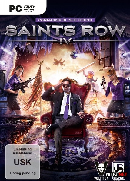Saints Row IV (2013/RUS/ENG/Multi8/RePack R.G. Catalyst)