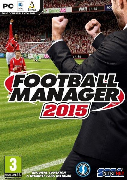 Football Manager 2015 (2014/RUS/ENG/MULTi15)
