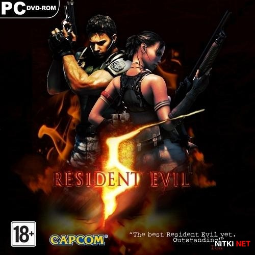 Resident Evil 5: Gold Edition (2015/RUS/Multi9/Repack R.G. Catalyst)