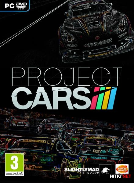Project CARS v1.3 (2015/RUS/ENG/Repack by SEYTER)