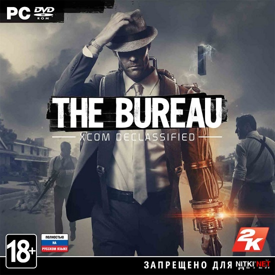 The Bureau: XCOM Declassified (2013/RUS/ENG/Multi7/RePack R.G. Catalyst)