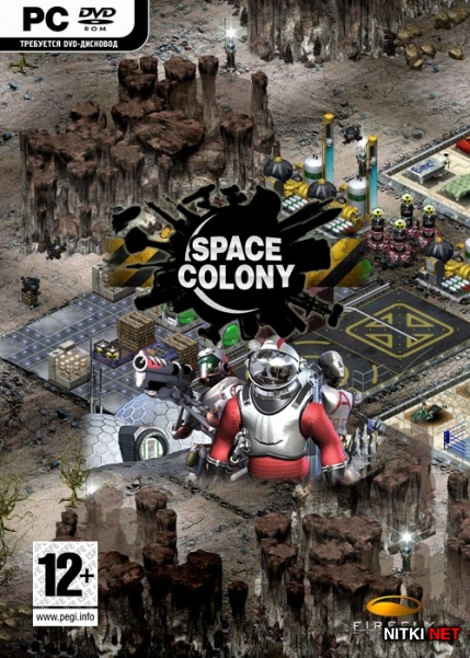 "Space Colony: Steam Edition (2015/ENG) ""PLAZA"""