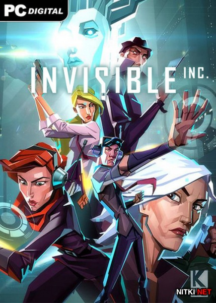"Invisible, Inc. (2015/ENG) ""CODEX"""