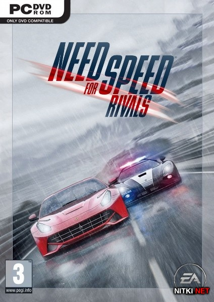 Need For Speed Rivals v1.4 (2013/Rus/Rip by xGhost)