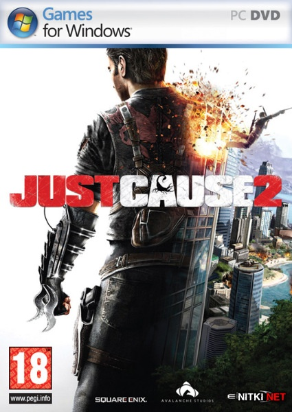 Just Cause 2 (2010/RUS/ENG/Repack R.G. Catalyst)