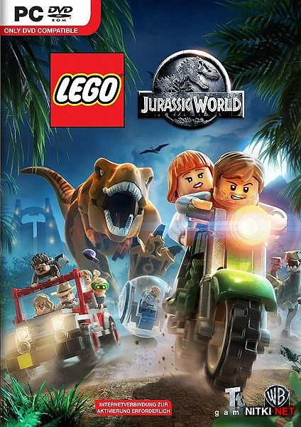 LEGO Jurassic World (2015/RUS/ENG/MULTI10/Repack by FitGirl)