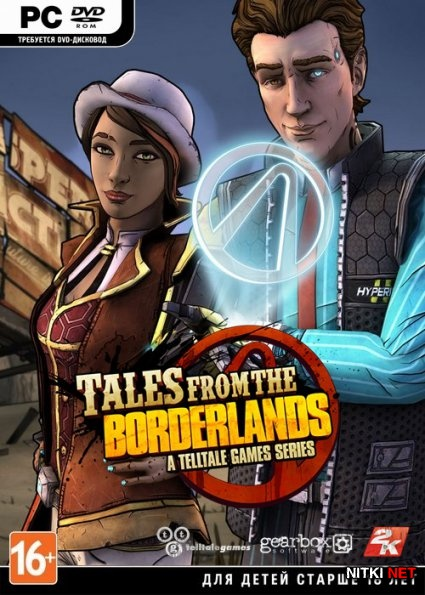Tales from the Borderlands: Episode 1-3 (2015/RUS/ENG/RePack R.G. Catalyst)