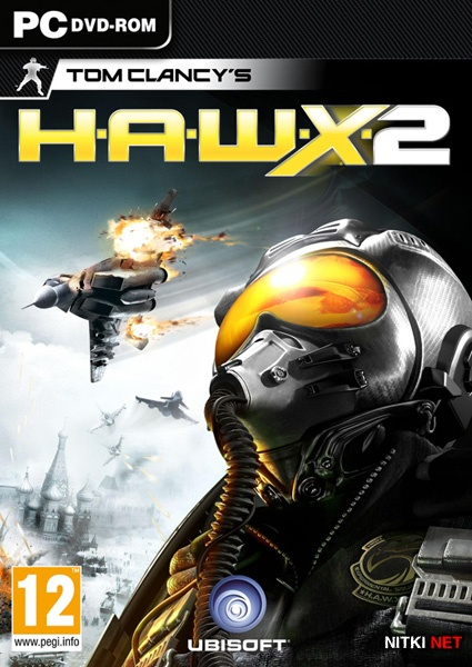 Tom Clancy's H.A.W.X. 2 (2010/RUS/RePack by nemos)