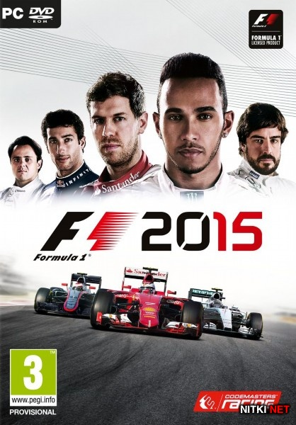 F1 2015 (2015/RUS/ENG/Multi9/RePack  R.G. Steamgames)