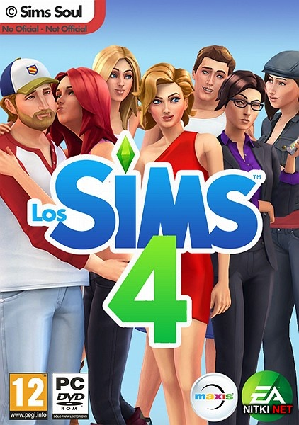 The Sims 4: Deluxe Edition v1.7.65.1020 (2014/RUS/ENG/RePack R.G. Механики)