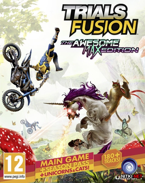 Trials Fusion: The Awesome MAX Edition (2015/RUS/MULTI10/RePack by FitGirl)