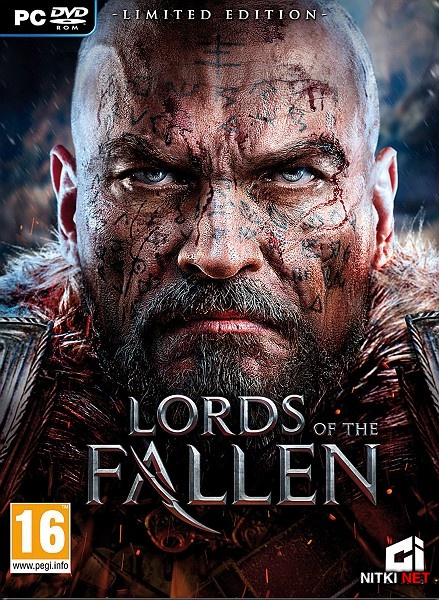 Lords of the Fallen (2014/RUS/ENG/MULTI13/Repack by FitGirl)