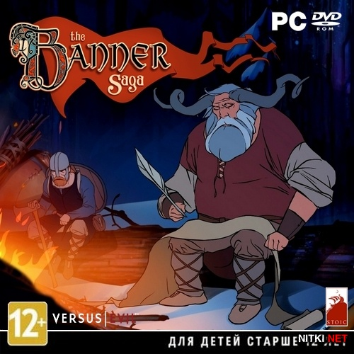 The Banner Saga (2014/RUS/ENG/Multi8/RePack by FitGirl)