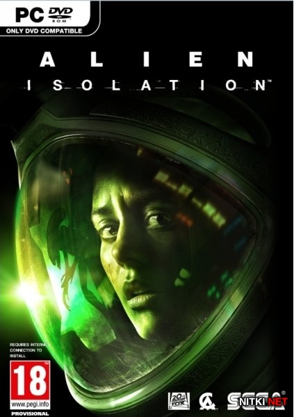 Alien: Isolation *upd 9* (2014/RUS/ENG/MULTI9/Repack by FitGirl)