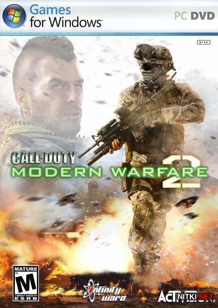 Call of Duty: Modern Warfare 2 (2009/RUS/RePack by Canek77)