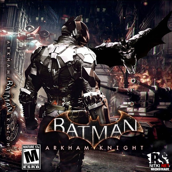 Batman: Arkham Knight Premium Edition (2015/RUS/ENG/RePack by Чувак)