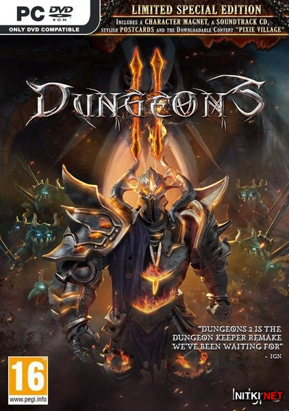 Dungeons 2 v1.4 (2015/RUS/ENG/MULTi7/RePack R.G. ��������)