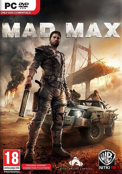Mad Max [v 1.0.1.1 + 3 DLC] (2015/RUS/ENG/MULTi8/RePack by FitGirl)
