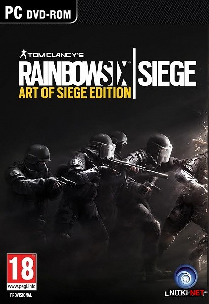 Tom Clancy's Rainbow Six: Siege (2015/RUS/ENG/MULTI14/Repack by FitGirl)