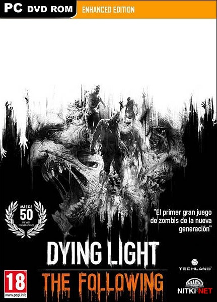 Dying Light: The Following - Enhanced Edition (2016/RUS/ENG/RePack R.G. Freedom)