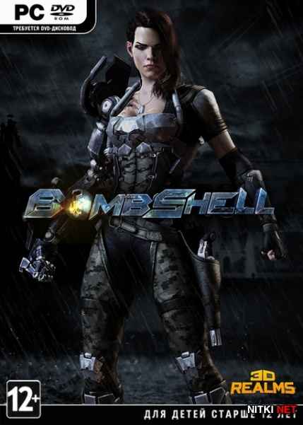 "Bombshell (2016/ENG/MULTi3) ""CODEX v.1.1"""