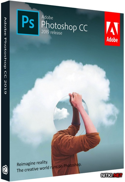 Adobe Photoshop CC 2019 20.0.1.41 RePack by Pooshock