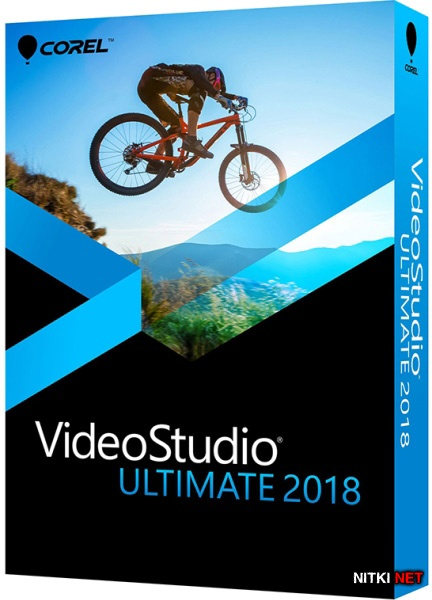 Corel VideoStudio Ultimate 2018 21.4.0.165 + Rus