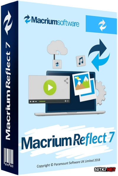 Macrium Reflect 7.2.3858 Home Edition + Rus