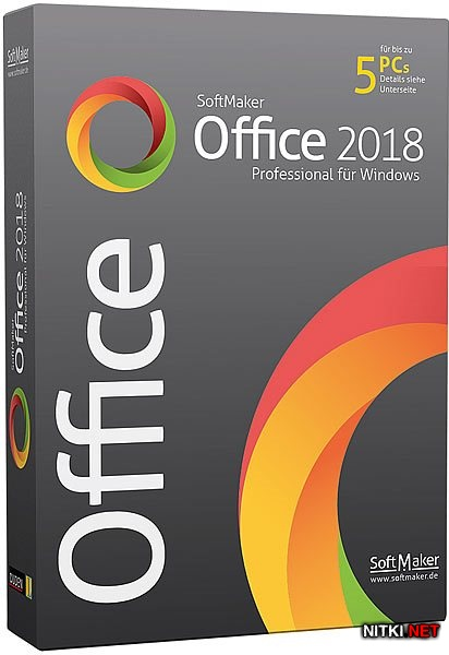 SoftMaker Office Professional 2018 Rev 942.1129